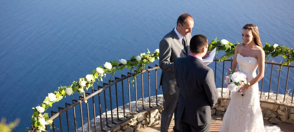 Fuga d'amore a Capri