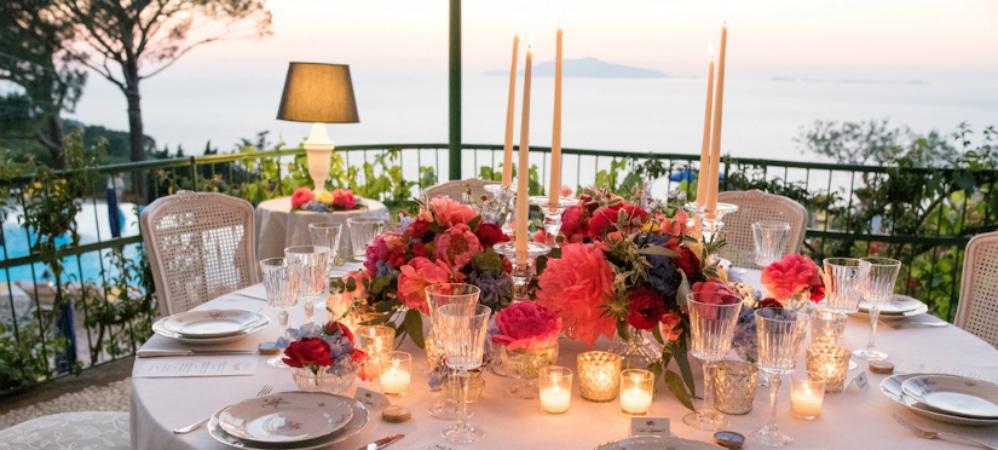 Idee ed Ispirazioni di matrimoni a Capri ed in Costiera Amalfitana realizzati da Capri Moments
