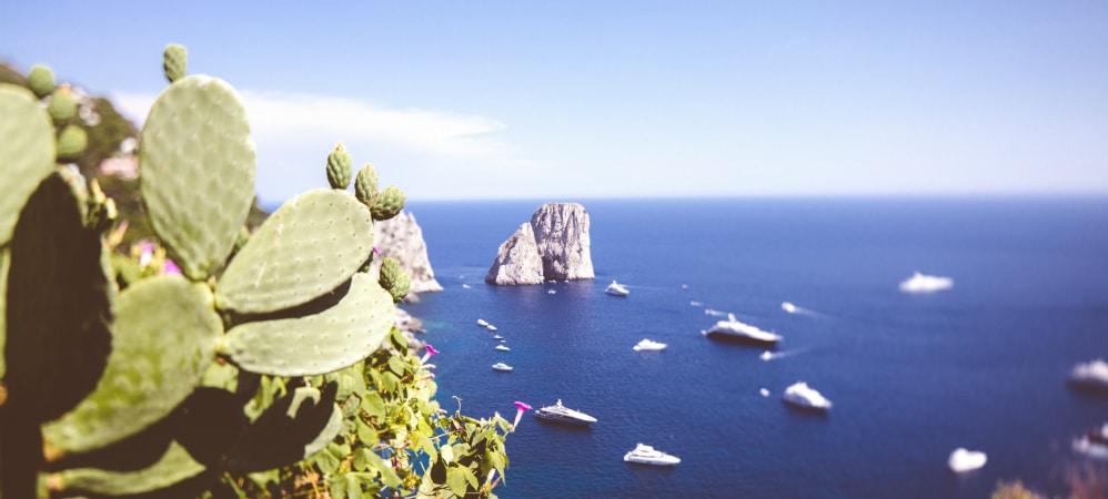 Matrimoni a Capri