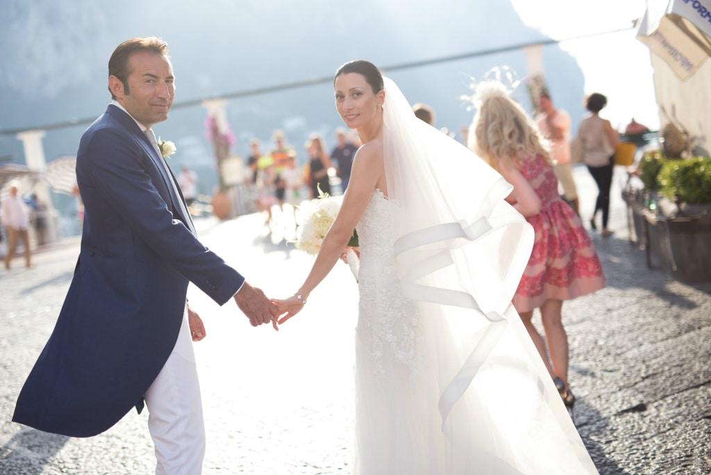 Fuga d'amore Sheena & Dario
